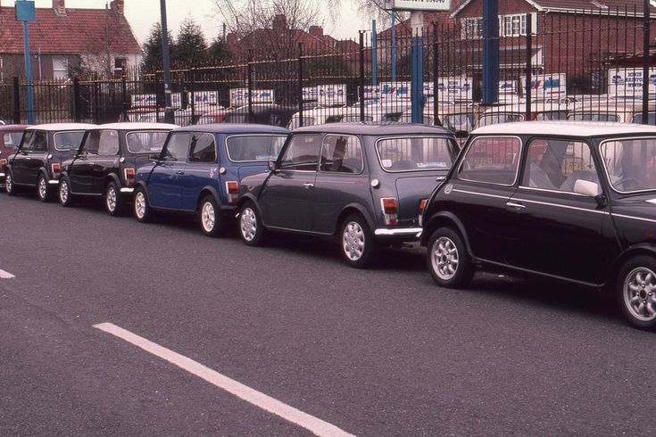 Large Stock of Mini cars for sale.