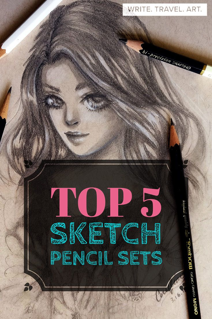 Want to get started in drawing anime and art but not sure where to begin my top 5 sketch pencil sets will help you choose the best pencil sketch set to