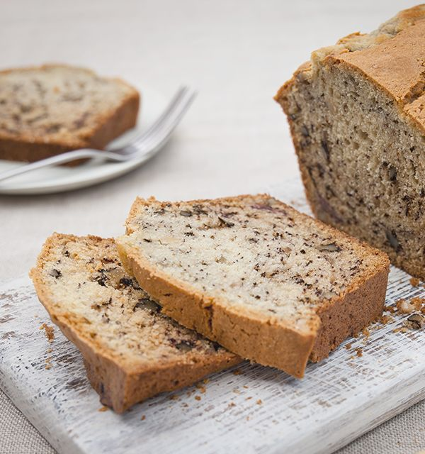The makings of a great snack? Minimal prep time; maximum taste. Delicious and heart healthy, our Banana Bread recipe checks both boxes.