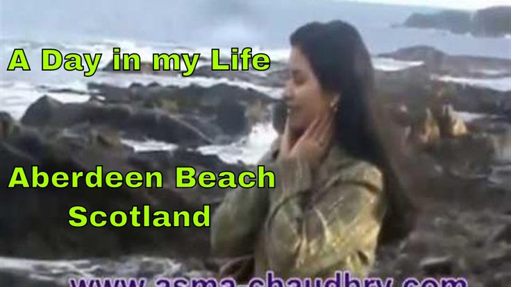 A Day in My Life Aberdeen Beach | Holidays, Memories in Scotland| Asma C...