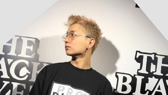 ボード ヘキトラ カワグチジン 髪型 のピン