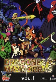 Dragones y Mazmorras. Serie de TV