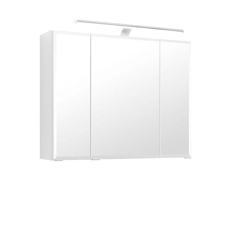 Badezimmer Spiegelschrank In Weiß 80 Cm Jetzt Bestellen Unter: ...