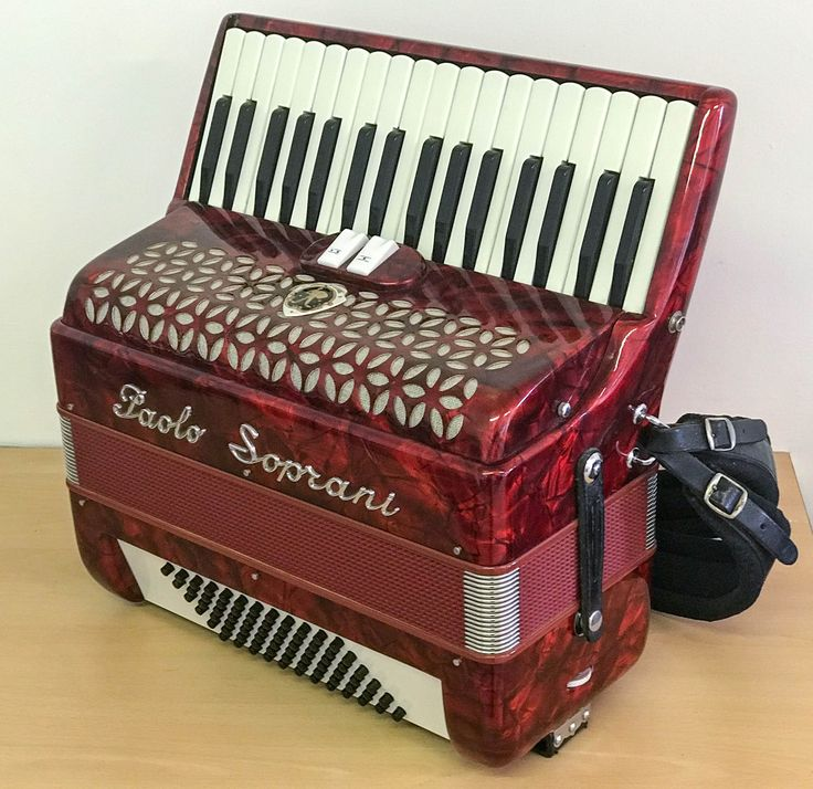 Now available on our website: Paolo Soprani Jun... Have a look here http://thereedlounge.com/products/paolo-soprani-junior-ii-72-bass-piano-accordion?utm_campaign=social_autopilot&utm_source=pin&utm_medium=pin
