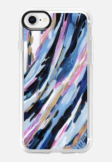 Denim Abstract Phone Case