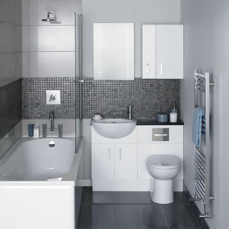 Best 25+ Modern small bathrooms ideas on Pinterest | Tiny ...