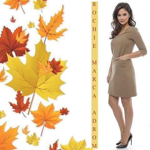 Această minunată rochie se regăsește în stocul magazinului Adrom Collection, la prețul de numai 35lei! <3 Rochia este confecționată din Bistrech (un material elastic și foarte plăcut la atingere în același timp). Are 2 buzunare ascunse în partea din față și este model larg, potrivit pentru orice tip de corp. Culorile sunt variate și uni, pentru a putea fi cât mai ușor de asortat.  Se poate comanda online, de aici:  www.adromcollection.ro/rochii/326-rochie-angro-r534.html