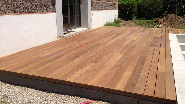 1000+ ideas about Terrasse En Ipe on Pinterest  Terrasse ipe, Un