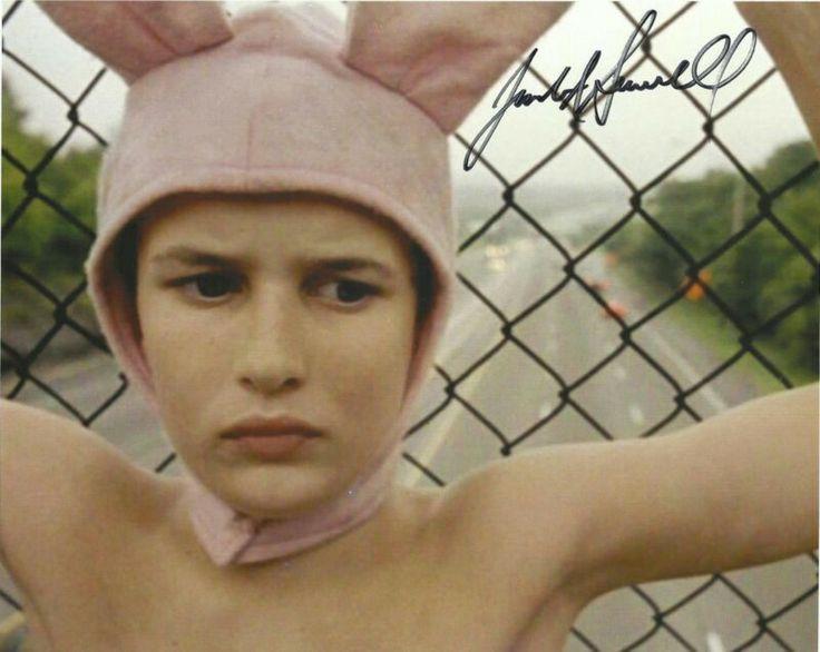 Autographed Photo Jacob Sewell Gummo S Bunny Boy