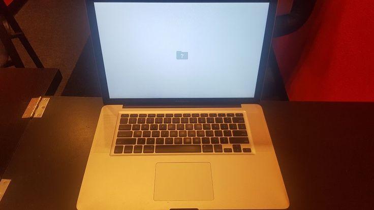 """Apple MacBook Pro A1286 """"Core i5"""" 2.4 GHz 15"""" Mid-2010 4GB RAM 320GB Hard drive #Apple"""