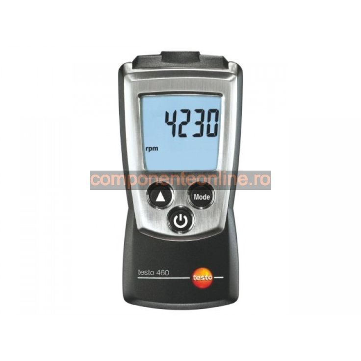 Tahometru Pocket 460, Testo - 006440