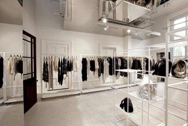Lifewithbird concept store by wonder melbourne retail design blog stores showrooms for Interior decorating jobs retail