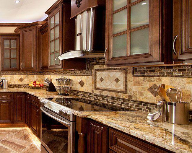 Geneva Cabinets Solid Wood Kitchen Cabinets Wood Kitchen Kitchen Design