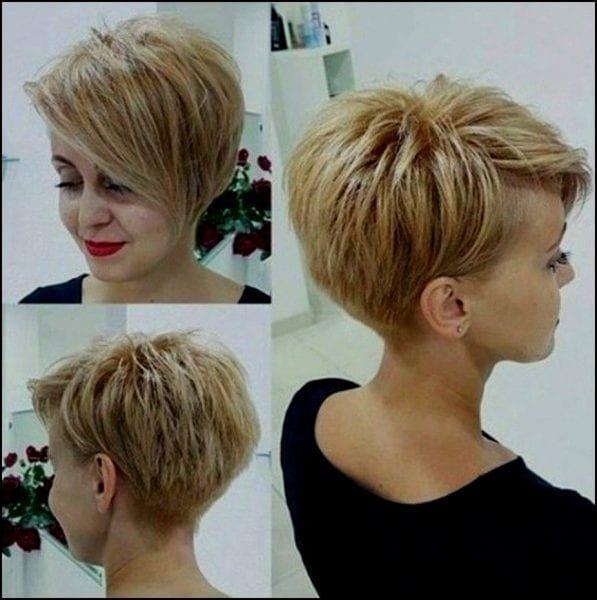 Frisuren Damen 2019 Kurz 60 Beste Kurze Frisuren Für Frauen