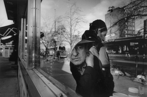 """""""mpdrolet:  Bernado Bertolucci, New York, 1996 Antonin Kratochvil  """""""