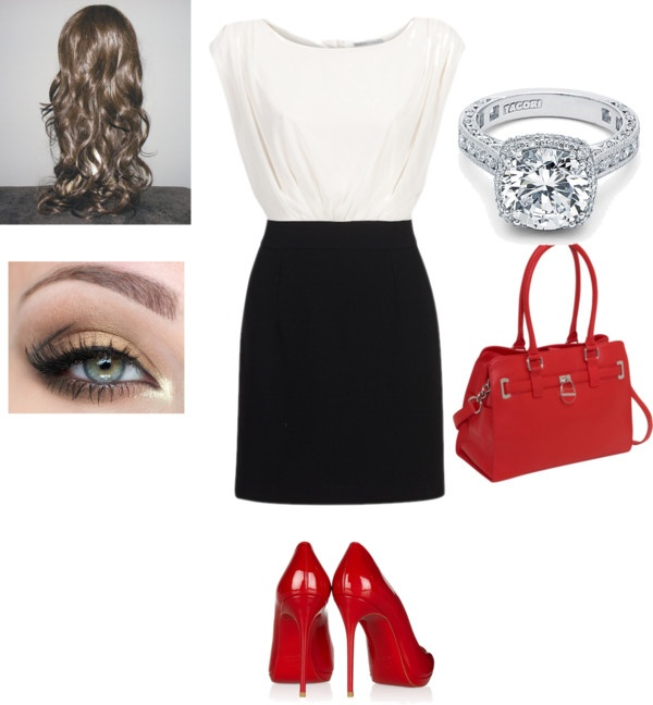 Engagment Party Outfit By Jenna Cooper On Polyvore