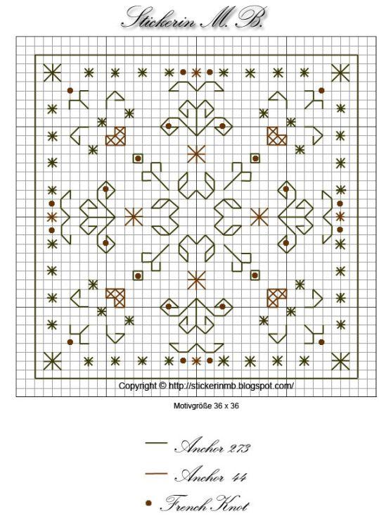 1215 best Biscornu images on Pinterest | Cross stitch ...