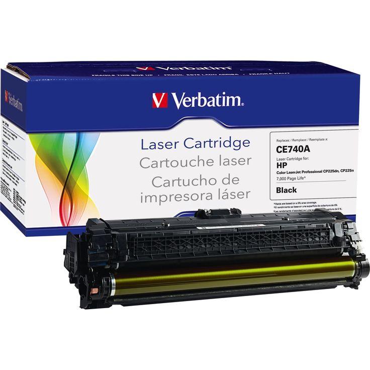 Verbatim Remanufactured Laser Toner Cartridge alternative for HP CE74, #99383