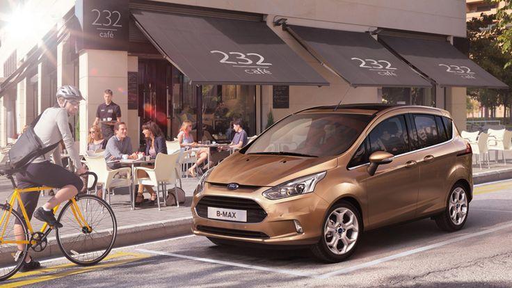 Der neue Ford B-MAX – Design   Ford Deutschland