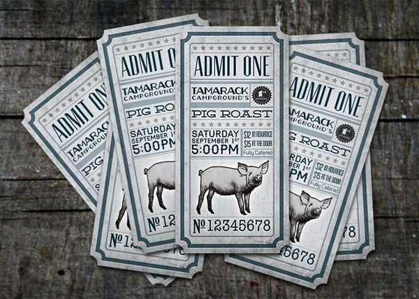 59 best Ticket design images on Pinterest Event tickets, Crushes - how to design a ticket for an event