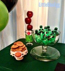 Minecraft party drinks
