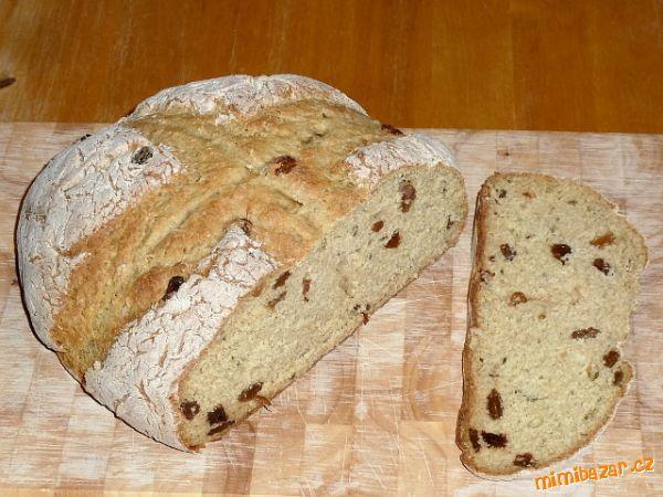 Irský sodový chléb