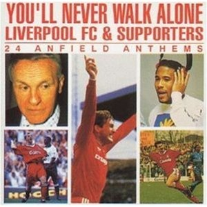 'You'll Never Walk Alone' - Liverpool FC and Supporters: 24 Anfield Anthems: Liverpool Fc, Walks, Fc Records, Liverpool Football, Football Club, Anfield Anthem, Fc Tunes, 24 Anfield, Records Covers