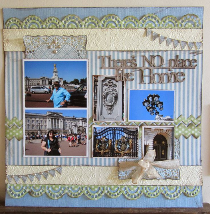 Couture Creations: Classes at Arnolds Scrapbook & Craft Supplies   #couturecreationsaus #classes #kerriegurney #scrapbooking #travel #multiphotolayout #embossingfolders #decorativedies #ornamentallacedies