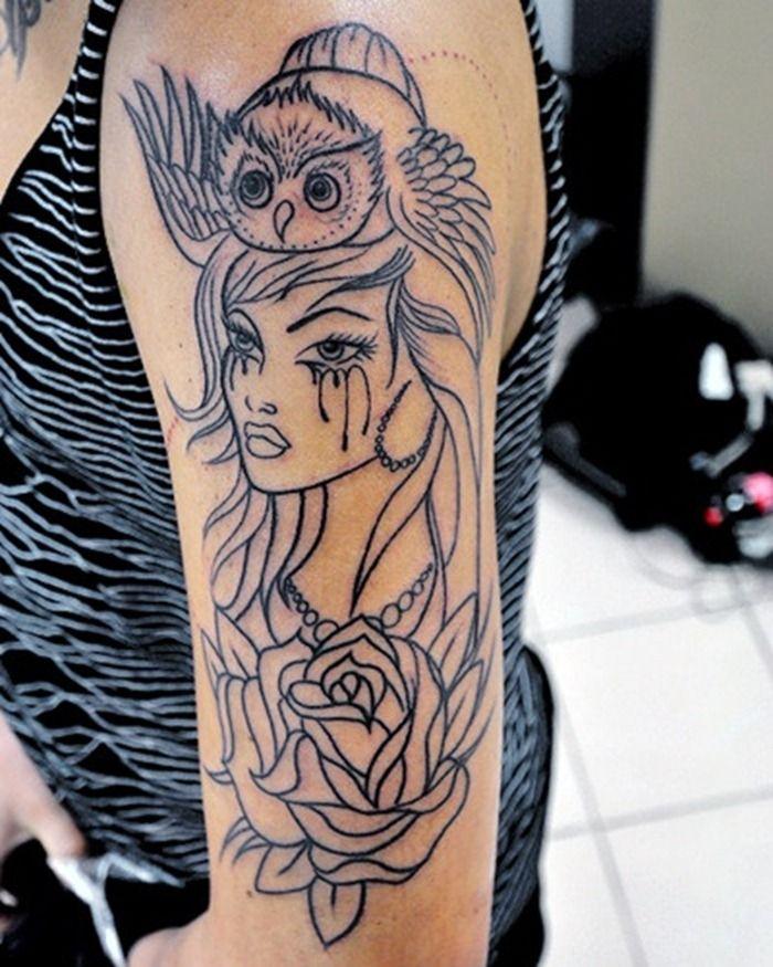 Best 25+ Female Arm Tattoos Ideas On Pinterest