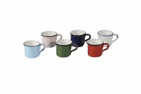 Vecchio Smalto - 11643AC - Espresso Cup - Multicolour