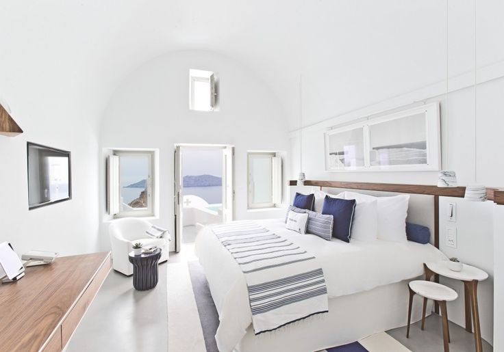 GRACE SANTORINI  |  hotel interior design, hotel design industry, modern interior design | #moderninteriorhotel #designinspiration#contractfurniture#lobbydesigninspiration #UK | More: http://www.brabbucontract.com