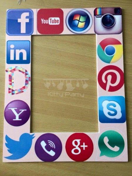 social media theme