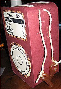 Suprise iPod template
