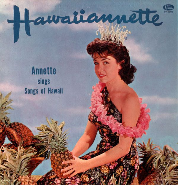 Annette Funicello will always be one of my favorite!