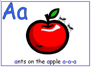 Image result for ants on the apple printable