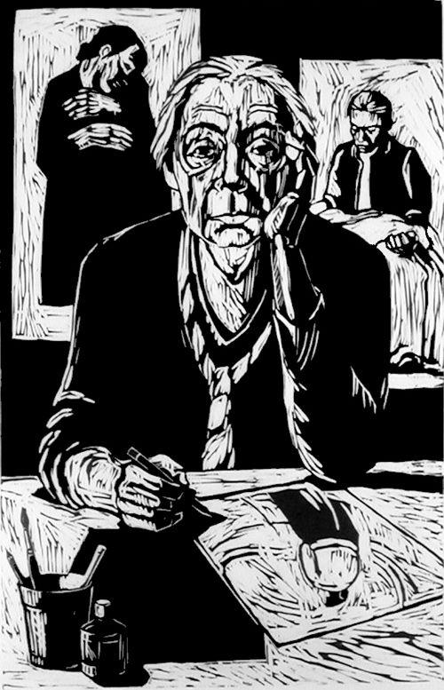 Käthe Kollwitz 1867 - 1945  - Expressionism - Art