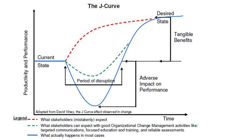 J-Curve Effect