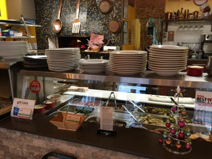 Cafe La Buca Prices