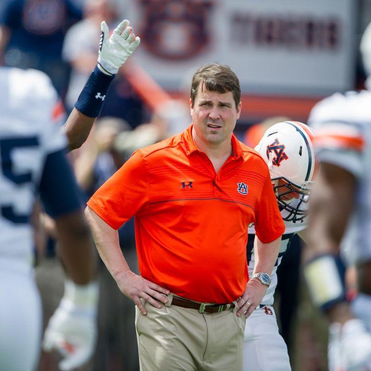 Strong Scrimmage Shutout Great Sign for Auburn's Defense Under Will Muschamp | Bleacher Report