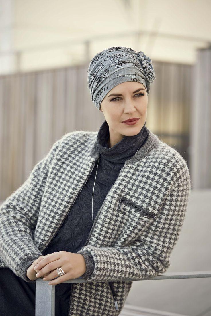 Colección otoño-invierno Christine.Turbante Style 1008-313_V019 #turbante…