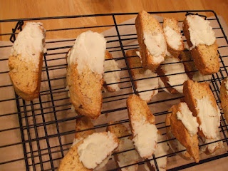 Almonds, Lemon and Biscotti on Pinterest