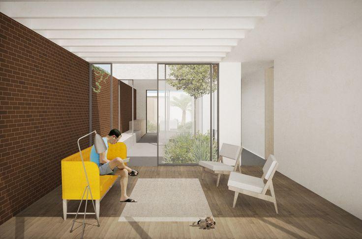 Redchurch Corner by Architects 31/44