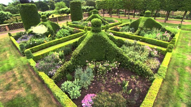 Alan Titchmarsh 39 S Garden Secrets 17th Century 2 5 Things