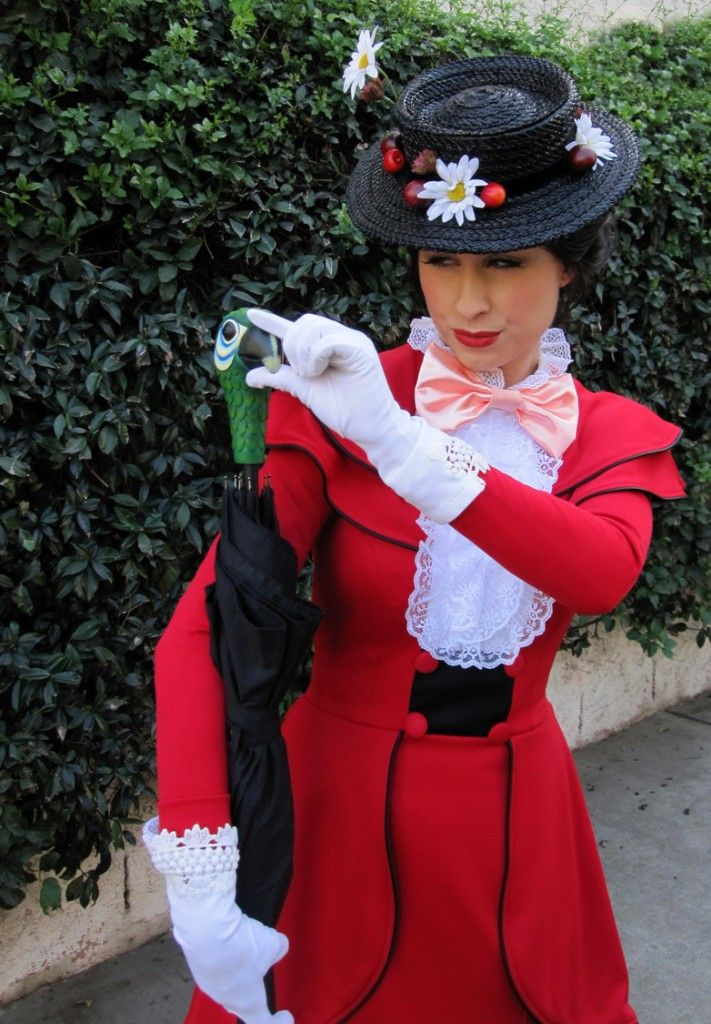 Mary Poppins by Traci Hines #cosplay #disney #marypoppins