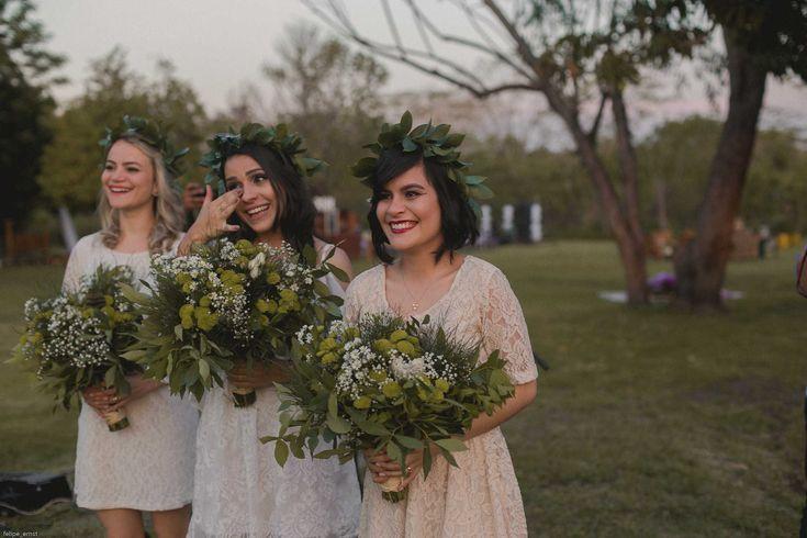 Casamento DIY na Chácara – Ana Lucia & Marco | Lápis de Noiva