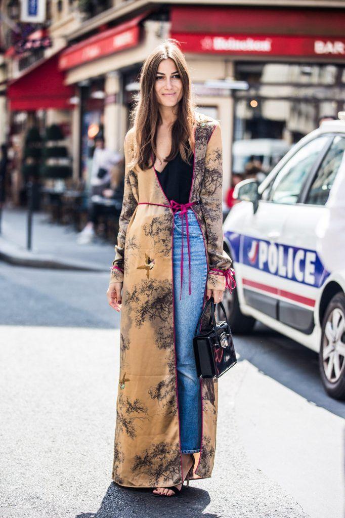 Paris Haute Couture 2016/17 gallery – Sandra Semburg #pfw #streetstyle