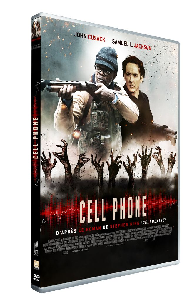 Nouveau concours: CELL PHONE  2 Blu-Ray + 3 DVD à gagner