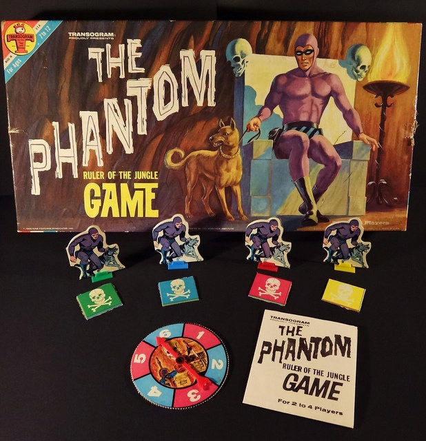 The Phantom game found in a thrift shop for 2 bucks!