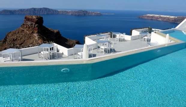 Τα 11 καλύτερα ξενοδοχεία στην Σαντορίνη! Grace Santorini