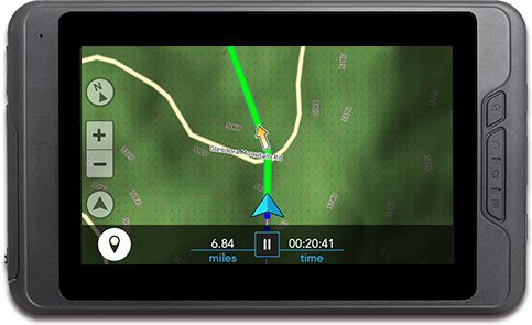 A Tough Navigation System for Going Off-Road